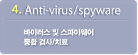 4. Anti-Virus&Spyware
